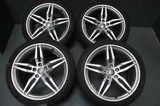 Original Audi A4 S4 8W Llantas de Aluminio Continental Nuevo Ruedas Invierno 255