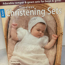 Christening Sets to Knit