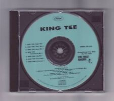 (CD) KING TEE - Diss You / 7 Trk / PROMO