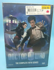 Doctor Who: The Complete Fifth Series (DVD, 2013, 6-Disc Set) Still sealed!