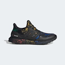 adidas Mens Ultraboost DNA x Disney Goofy Running Shoes black