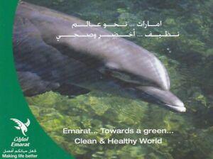 United Arab Emirates - 2004 - Marine life - Booklet of 8 stamps - MNH