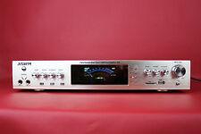 600W Bluetooth Powered Surround Mixer Amplifier 6 Channel Guitar Karaoke DJ