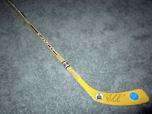 ROBBY FABBRI St. Louis Blues Stanley Cup Autographed SIGNED Hockey Stick w/ COA