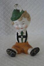 Hummel Goebel 11cm Boy with Braces Napkin Ring