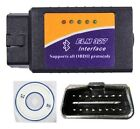 ELM327-A Bluetooth/ANDROID USB/PC Wifi/IOS OBD2 Scanner Adapter TORQUE Gas Car