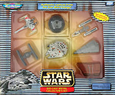 Galoob Star Wars Micro Machines Die Cast Metal Collectors Set, 1997