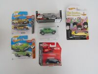 Hot Wheels Diecast Vehicles Bundle, Collectible Die-Cast, Free P&P, New