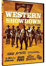WESTERN SHOWDOWN COLLECTION (7 MOVIES) - DVD - Region 1 - Sealed
