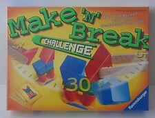 Ravensburger - Make N Break Challenge Noch mehr Bauspaß Geschicklichkeit NEU NEW