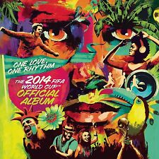 New Sealed FIFA 2014 World Cup - One Love One Rhythm (CD, 2014)02 VA Pitbull