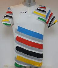 "Erima Cycle Cycling Shirt Jersey 42"" Large Size 5 Fahrradtrikot"