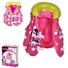 Jacket Buoyancy Minnie Girls Sea Inflatable Pool 51 x 46 cm 3199