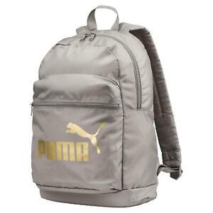 PUMA Sports Backpack Rucksack Day Bag For Mens Womens Gym Boys Girls Kids School