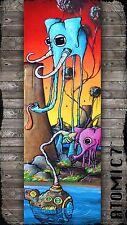5x15 CORN Graffiti street wall art design love elephant ocean desert submarine 7