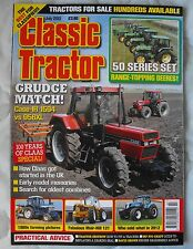 Classic Tractor July 2013