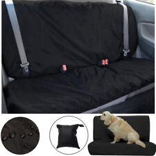 Universal impermeable auto posterior asiento trasero cubierta Protector de alta resistencia para mascotas ajuste fácil