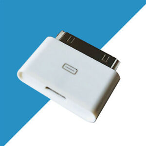 8 Pin Female to 30 Pin Male Adapter For iPhone4S,iPad3,iPod Touch4 Charger