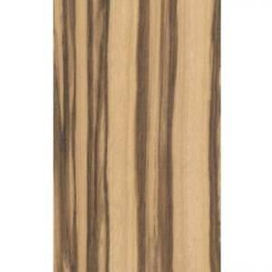 Americano Legno Duro 5.1cm Zebrano Lumbers, 10 Tavola Piedi Confezione