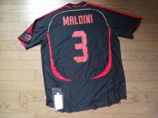 AC Milan #3 Maldini 100% Original Jersey Shirt XL 2006/07 Third 3rd NWT [2014]