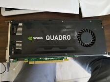NVIDIA Quadro K4000 3GB with bracket, Displayport x2, DVI x1