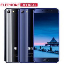 Helio X25 Deca Core 4G Smartphone 64GB Cellulare TOUCH ID 5.5'' Elephone S7 Blu