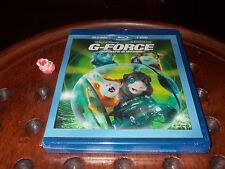 G-Force - Superspie In Missione (Blu-Ray + Dvd)  Blu-Ray ..... Nuovo