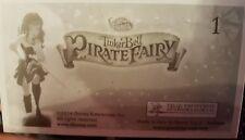 TINKERBELL AND THE PIRATE FAIRY X5O LOOSE STICKERS