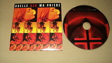 AXELLE RED CD SINGLE FRANCE PROMO MA PRIERE