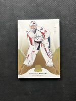 2016-17 UPPER DECK THE CUP BRADEN HOLTBY RARE BASE GOLD SPECTRUM #ed 3/12
