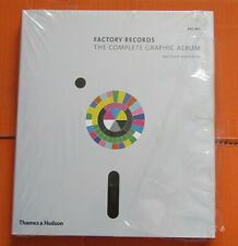 Matthew Robertson Factory Records Complete Graphic Album Hardback Book Sealed