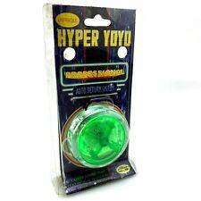 NEW RARE Yomega Hyper Yo-Yo   1998 Bandai Hyper RB2 Raider   Green