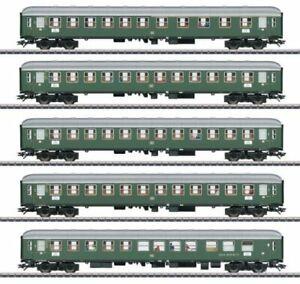 **Märklin 43920/43930/43940 Schnellzugwagen-Set DB mit Preiser Figuren,Neu OVP**