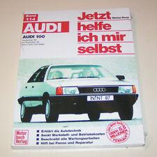 Reparaturanleitung Audi 100 C3 - Baujahre 1982 - 1990!