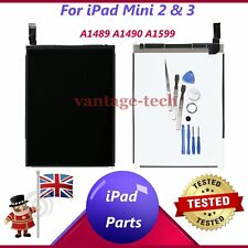 LCD Screen For Apple iPad Mini 2&3 A1599 A1490 A1489 Retina Display Replacement