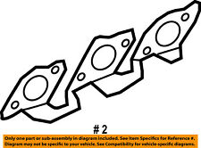 FORD OEM Exhaust-Manifold Gasket XR3Z9448AA SOLD INDIVIDUALLY