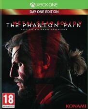Metal Gear Solid V The Phantom Pain día 1 Edición XBOX ONE JUEGO