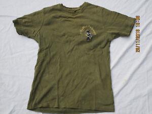 T-Shirt: 1 Medical Regiment, 20th Armoured Brigade,oliv, Gr.  XS