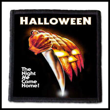 HALLOWEEN --- Patch / Aufnäher --- Classic 80's Adult Horror Movie Gore