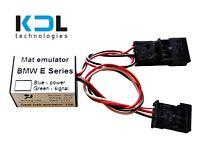 Emulatore del Sensore di Presenza del Sedile adatto BMW 5 Serie E60 E61