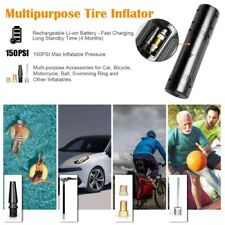 Rechargeable Tyre Inflator Cordless Compressor Digital Car Tyre Pump 12V 150PSI