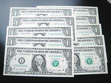 (10) $1 2009 (((I MINNEAPOLIS))) FEDERAL RESERVE UNC BU NOTE((SERIES# 481- 490))