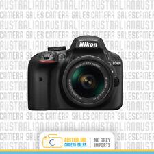 Nikon D3400 DSLR Camera with 18-55mm Lens *Authorised Nikon Dealer*