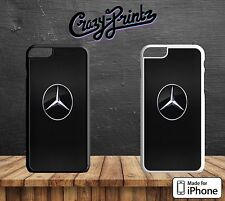 Mercedes Benz Inspired Logo Cool Hard Case Cover for all iPhone Models T115