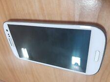 SAMSUNG GALAXY S 3 III SHVE210 GUASTO! FAULTY! Smartphone