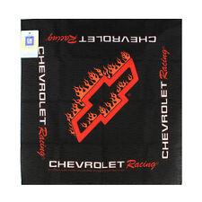 Chevy Chevrolet Bowtie Logo Racing Muscle Car Bandana Tuch Kopftuch Halstuch NEU