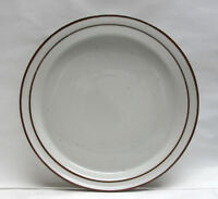 """TREND PACIFIC STONEWARE China - EARTHSTONE BROWN Pattern - 10"""" DINNER PLATE"""