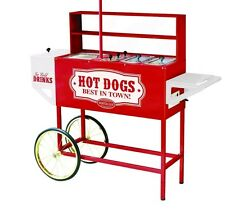 Nostalgia Electrics HDC701 Vintage Collection Commercial Hot Dog Cart
