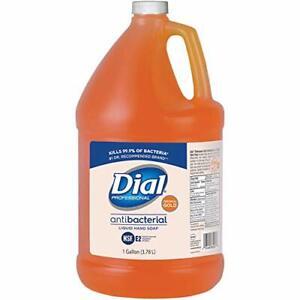 Liquid Dial® Gold Antimicrobial Soap - 1 gallon