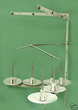 SEW LINE  NEW  SIX  SPOOL THREAD STAND FOR  INDUSTRIAL SEWING MACHINE